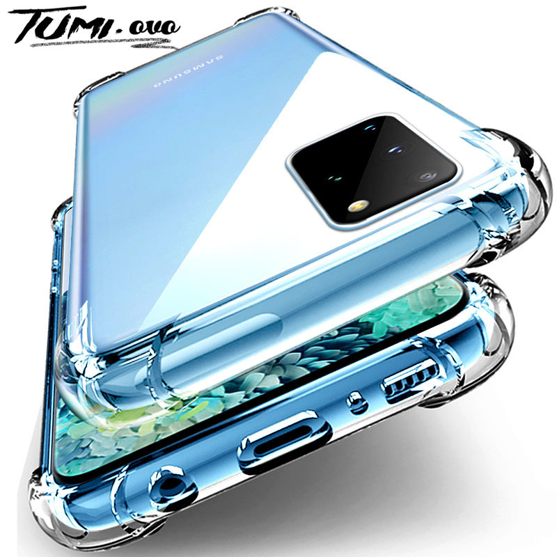 Shockproof Case For Samsung Galaxy S20 Ultra S10 S9 S8 Plus A01 A11 A21 A31 A41 A51 A71 A81 A50 A70 A80 Note 10 Pro Lite Cover(China)