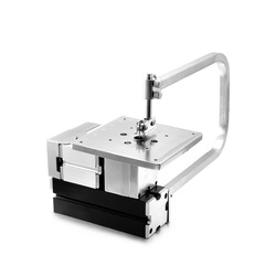 All Metal Bow Arm Miniature Safety Sawing Machine
