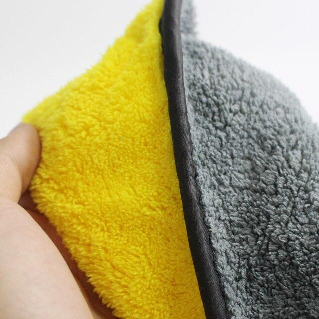 Serviette de lavage de voiture pour Lucullan Cepillo Coche Greenway   Serviette de lavage de voiture, gant de voiture en argile, éponge de barre en argile de voiture 30*30