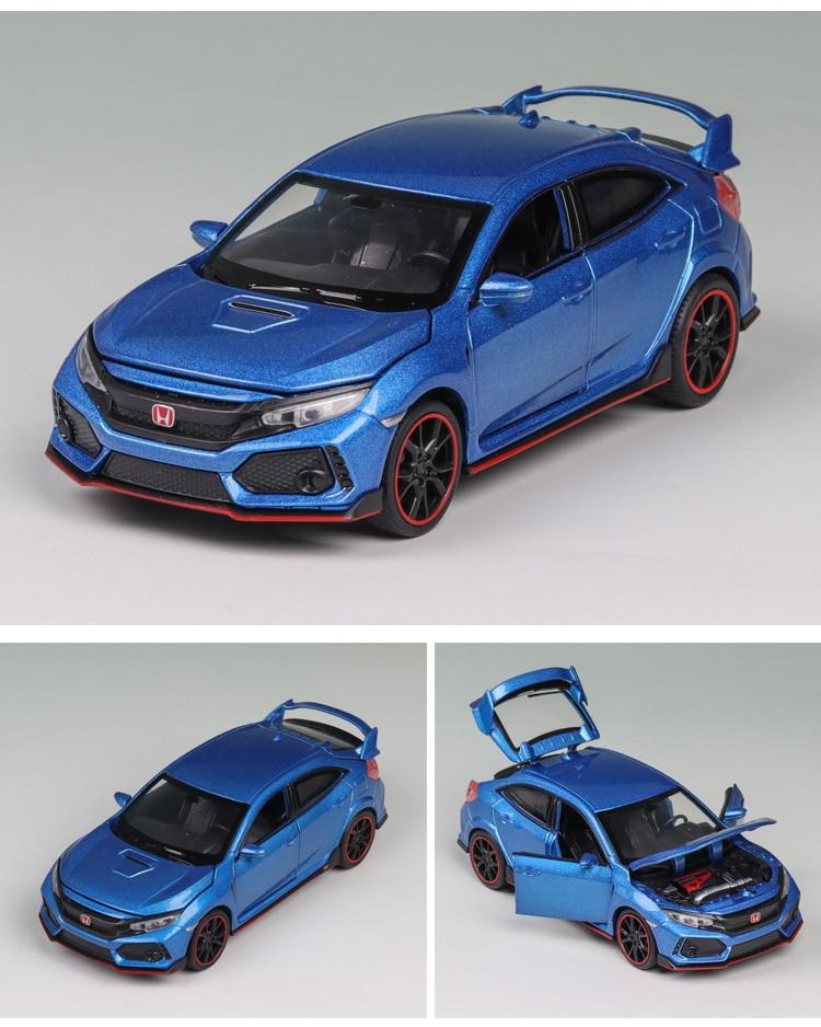 Honda Civic Type R 1/32 Model Car 46
