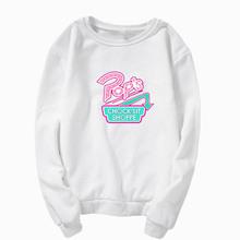 Bluza z kapturem Riverdale sezon bluza z kapturem Riverdale #8217 s Pop bluza z kapturem bluza z kapturem bluza z kapturem Streetwear bluza w stylu Harajuku tanie tanio Poliester Swetry Bluzy Cartoon Pani urząd Golfem REGULAR Wafel Pełna 1110012558 WOMEN