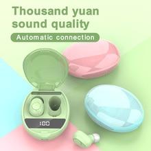 NEW P81 Pro TWS Wireless Bluetooth Headphones V5.0 Touch Control Handsfree Earph