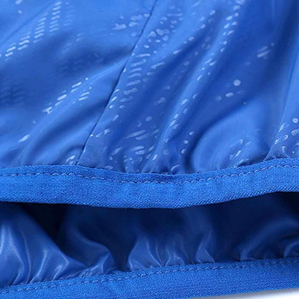 Womail コート男性の女性のカジュアルな太陽の保護服ジャケット防風超軽量防雨ウインドブレーカー May28