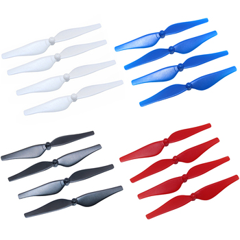 4Pcs Universal Colorful Propellers Accessories For Helicopter Drone Remote Control Aircraft Airplane