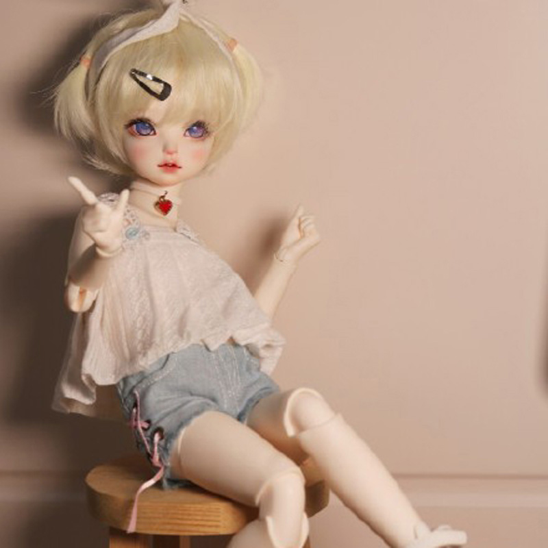 1 6 boneca bjd sd boneca bebe menina 1 6 bjd maquiagem para enviar um conjunto
