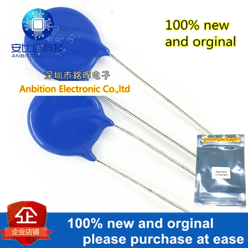 210pcs 100% New And Orginal B72214S300K101 S14K30 Varistor 30V 1000A 4950pF Diameter 14MM In Stock