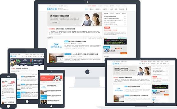 Wordpress文章资讯博客主题模板Dux主题V6.4
