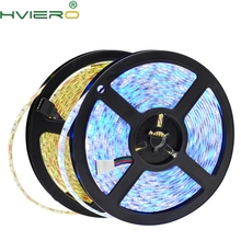 White Warm-White Red Green Blue Yellow 5M 300 LED 5050 SMD Flexible 60Led/M Strip Non-Waterproof Party Light New