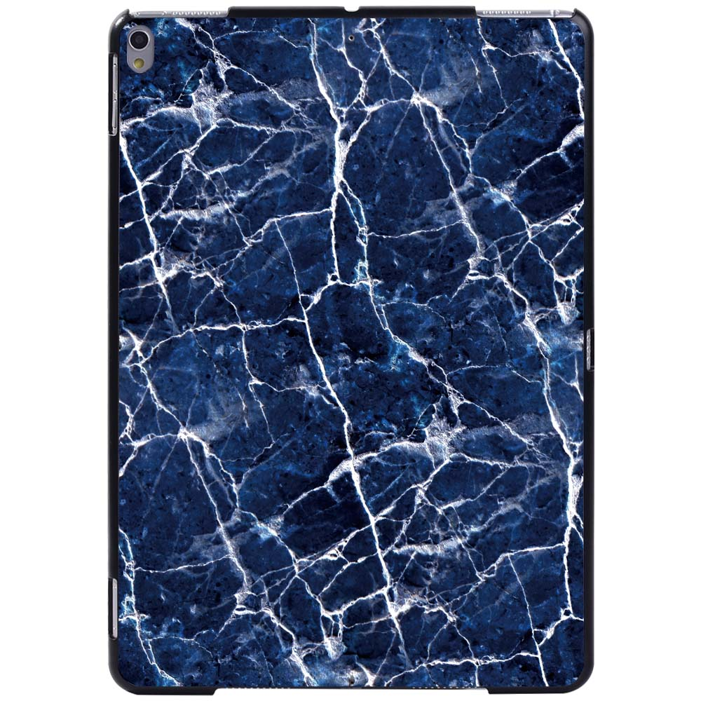 white vein in blue Clear For Apple iPad 8 10 2 2020 8th 8 Generation A2428 A2429 Slim Printed Marble tablet