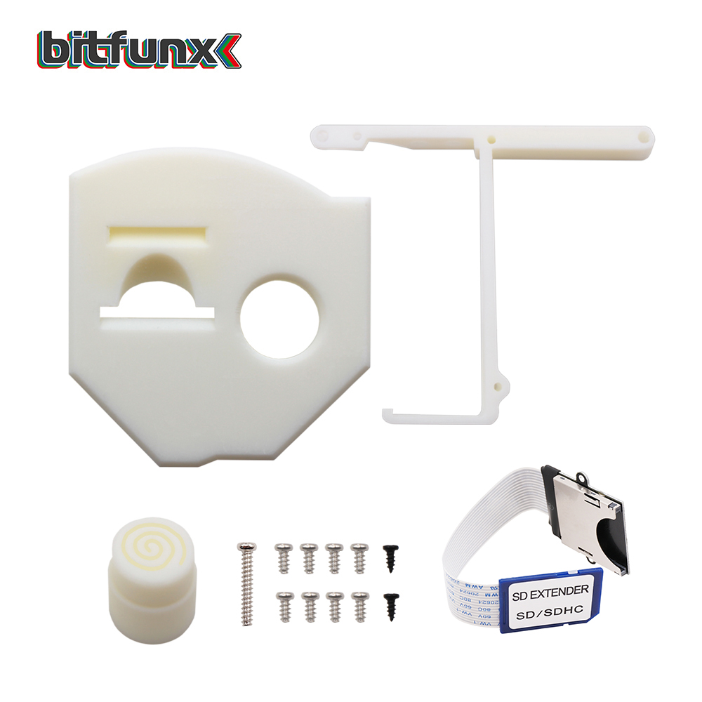 Bitfunx GDEMU Remote SD Card Mount Kit the extension adapter for SEGA Dreamcast GDEMU