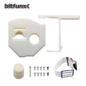 Image 1 - Bitfunx gdemu cartão sd remoto 3d impresso kit de montagem o adaptador de extensão para sega dreamcast gdemu