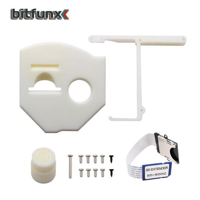 Bitfunx gdemu cartão sd remoto 3d impresso kit de montagem o adaptador de extensão para sega dreamcast gdemu