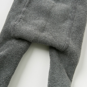 Image 4 - DB12032 דייב bella סתיו תינוק בנות סרוג קשת חותלות מכנסיים ילדי מלא אורך ילדים מוצק מכנסיים