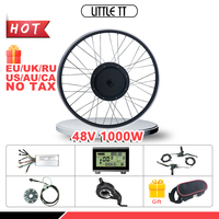 Ebike Conversion Kit 48V 1000W Front BLDC Hub motor Wheel 20 29 inch 700C for Electric Bicycle Conversion Kit