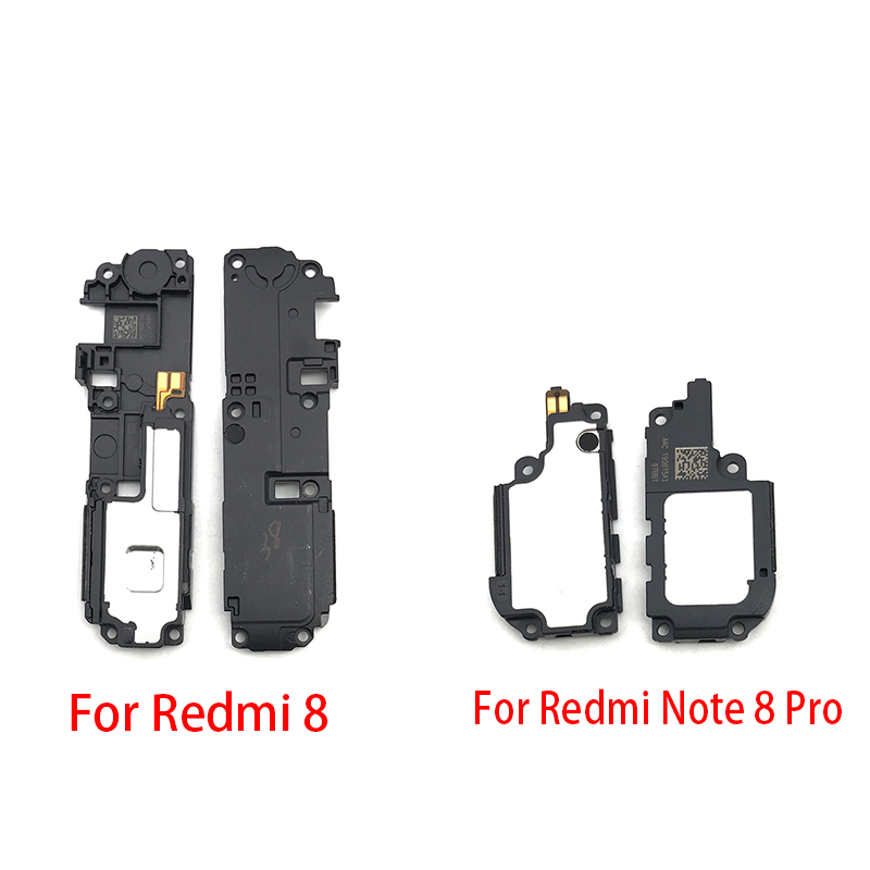 New Rear Speaker Buzzer Ringer For Xiaomi Redmi Note 8 Pro / Redmi 8 Loud Speaker Buzzer Ringer Flex Cable Replacement
