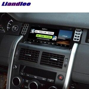Image 3 - Liandlee lecteur multimédia CarPlay pour voiture, adaptateur pour Land Rover Discovery Sport L550 2014 ~ 2020, Navigation GPS, écran Radio