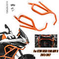 Para KTM 1050, 1190, ADV Adventure / R 2013, 2014, 2015, 2016, 2017, barras de choque para motocicleta, Protector de parachoques para motor superior, marco Protector, nuevo