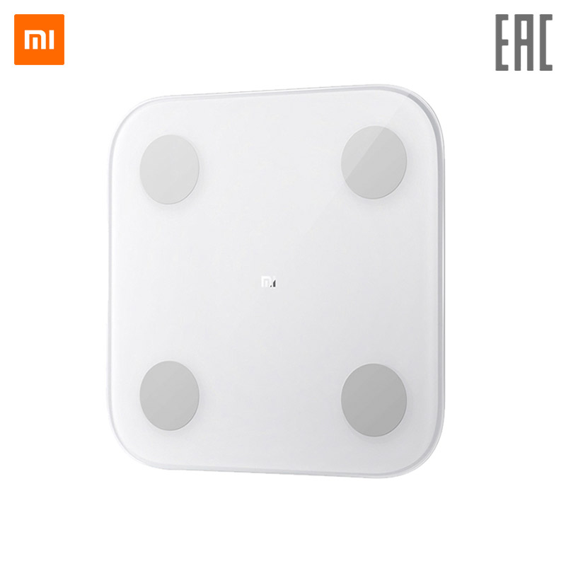 Smart Scales Xiaomi Mi body composition scale 2 electronic scales floor scales with diagnostics Bluetooth definition share accurate measurement|Bathroom Scales|   - AliExpress