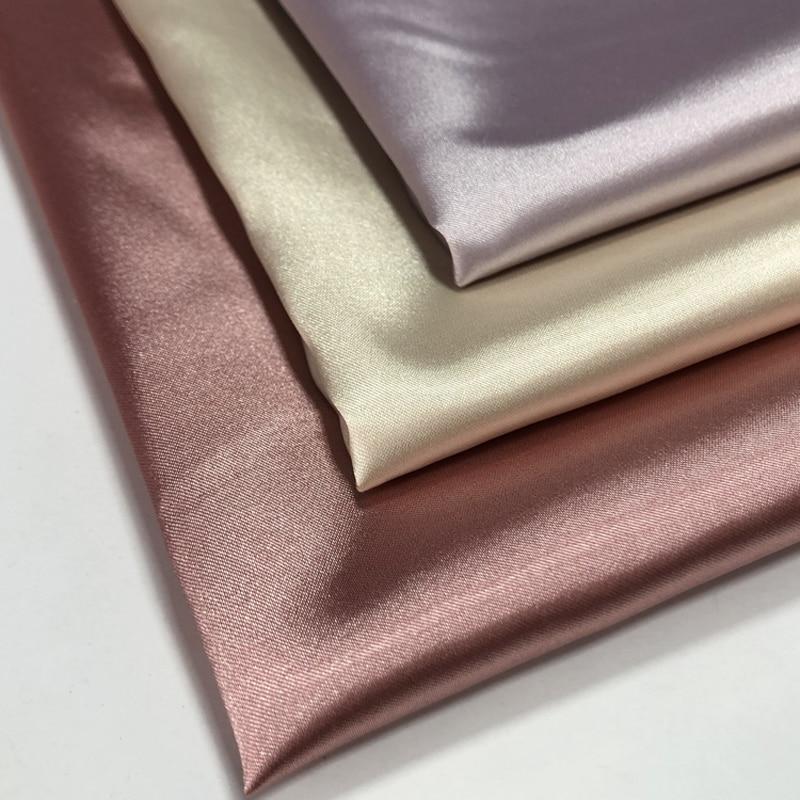 Размер 1 м * 1,5 м ширина, свадебная декоративная ткань, 1,5*1 м, эластичная атласная ткань, нарядная Ночная ткань из искусственного шелка