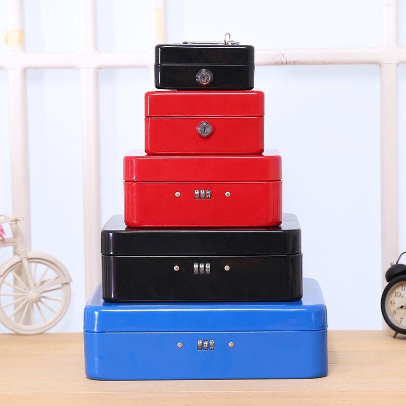 caixa de ferro pequeno portatil com armazenamento 01