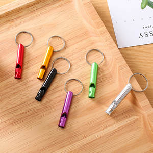 Train Whistle Outdoor Hiking Small-Size Camping 1pcs Aluminum Edc-Tools