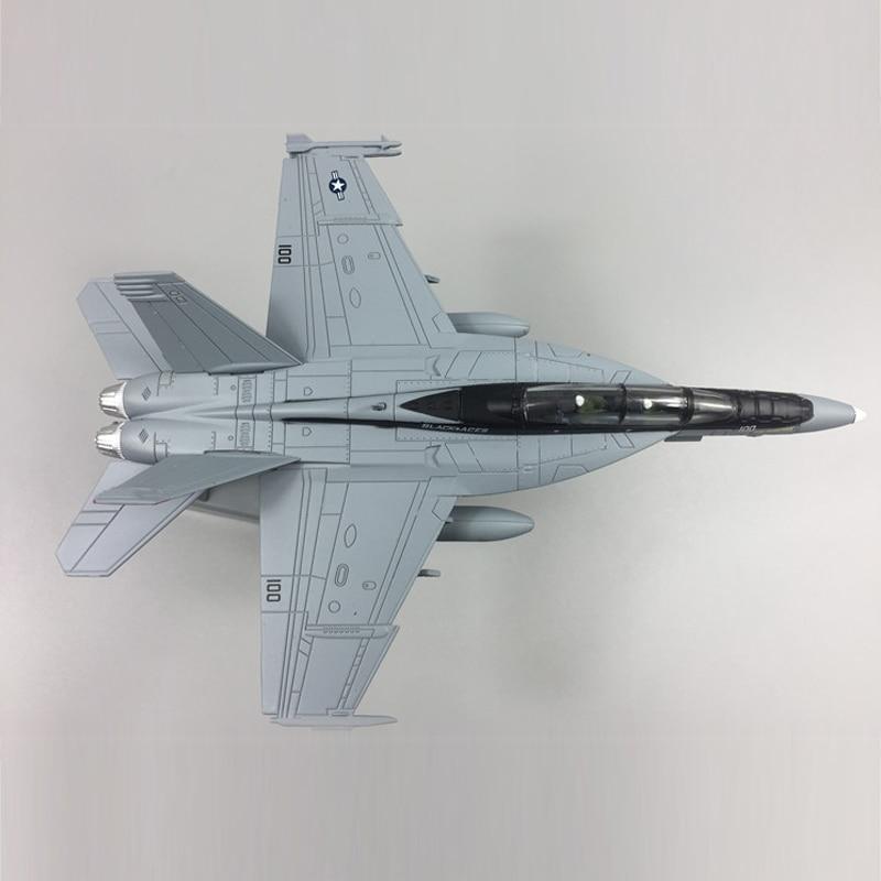1 100 escala eua hornet F-18 f