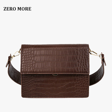 Women's Designer Luxury Handbag 2018 Fashion New High quality PU Leather Women Handbags Crocodile pattern Shoulder Messenger Bag european and american fashion crocodile pattern new handbag patent leather bright pu shoulder portable messenger bag 2018 new