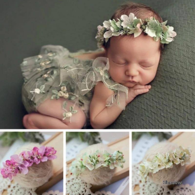 Newborn hairband baby photography hairband newborn props hairband baby shoot hairband photo shoot girl hairband