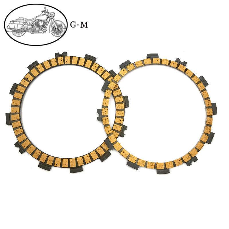 Suzuki GS1100G K2 82 VL1500B 05-06 9PCS Plates Set Clutch Friction Plate Kit