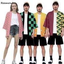 Новинка; Kamado Tanjirou; пальто; толстовки для косплея; Kamado Nezuko; толстовки с капюшоном; Tomioka Giyuu; куртки для мужчин на Хэллоуин