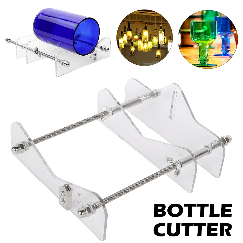 Glass Bottle Cutter Tool Professional For Bottle Cutter Tool Creative DIY Cutting Tools Machine Round Wine Beer For Crafts