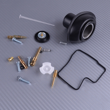 DWCX Motorcycle Carburetor Diaphragm Plunger with Needle Repair Kit Accessories Fit for Honda Steed Shadow VLX 400