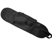 Лонгборд рюкзак для переноски сумка для переноски Прочный Удобный портативный чехол для скейтбординга