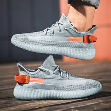 CORK Men Casual Sport Breathable Canvas Running Sneakers For Man Outdoor Fashion Comfortable Tennis Trainer Shoe 350