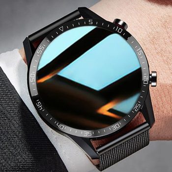 Timewolf Reloj Inteligente Smart Watch Men Android Waterproof Smartwatch 2020 Sports For Phone Iphone IOS Huawei - discount item  49% OFF Smart Electronics