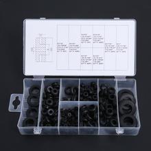 180 шт резиновые втулки 8 популярных размеров прокладка втулки для защиты провода