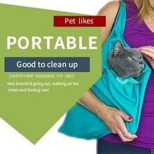 Переноска для кошек, сумка для кошек, Диагональная Сумка на плечо, рюкзак для путешествий, для кошек и собак, удобная походная посылка, Прямая поставка