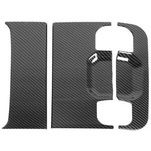 JL багажника основа ручки декоративная накладка для Jeep Wrangler JL 2018 2019 2020