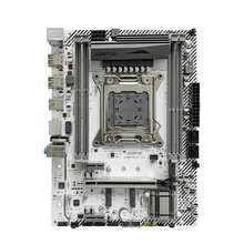 X99 Turbo placa base LGA 2011-3 DDR3 4*32G RAM Intel i7 Xeon E5 V3 y V4 CPU M.2 NVME SATA3.0 JGINYUE X99M PLUS