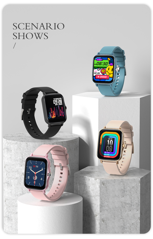 Hb66cfb023d08460c94f14613511a34c3m Full Touch Y20 Sport Smart Watch Men Women IP68 custom dial Heart Rate Fitness Tracker Smartwatch wristwatch GTS 2 P8 plus