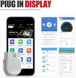 Image 5 - Autel AP200 escáner OBD2 con Bluetooth, lector de códigos de coche con todos los sistemas de diagnóstico y 19 funciones de servicio, herramienta de escaneo automotriz
