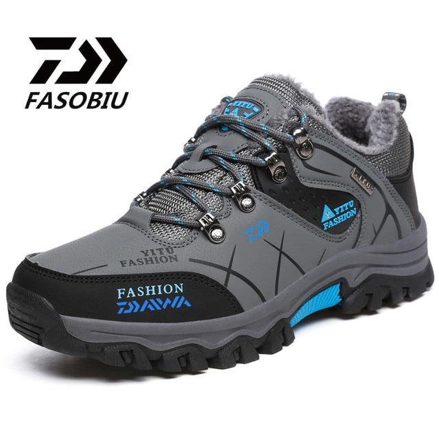 Daiwa Men's Sports Shoes Outdoor Hiking