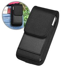 Universal Phone Pouch Belt Clip Case for vivo iQOO Z1 Case for vivo iQOO Z1x Case Waist Bag Magnetic Holster Cover Phone Case