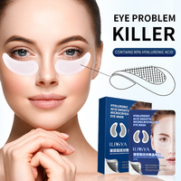 Micro-nadel Eye Patch Hyaluronsäure Anti-falten Auge Maske Feine Linien Entfernen Feuchtigkeits Augen Maske