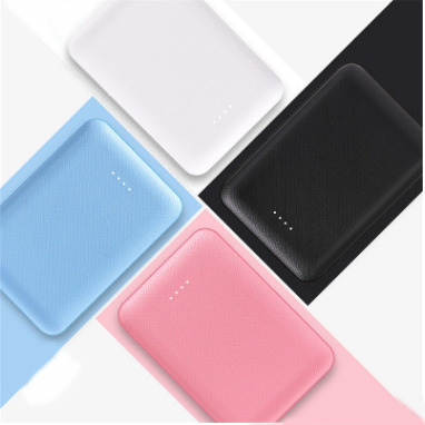 Mobile-Power-Box Charger External-Battery Powerbank iPhone Xiaomi Samsung Diy Case USB