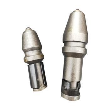 1pc otwór układania świder zęby bit wybiera węgla kamiennego do opcji rock wiertła do wiertnica obrotowa tanie i dobre opinie OLOEY Inne