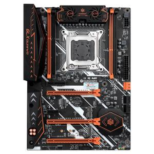 Image 3 - HUANANZHI X79 Deluxe Gaming Motherboard with NVMe M.2 SSD slot 4 DDR3 RAM Max up to 128G Buy Computer Parts 2 Years Warranty