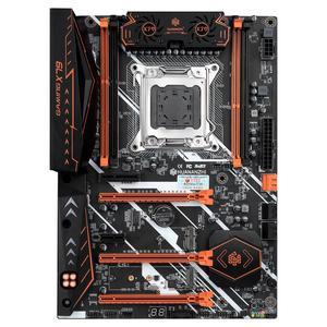 Image 3 - HUANANZHI X79 Deluxe Gaming carte mère avec NVMe M.2 SSD slot 4 DDR3 RAM Max jusquà 128G acheter des pièces dordinateur 2 ans de garantie