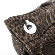 Стяжки турбо тепло барьер одеяло 5 см X 5 м для Т3 турбо титановые Пружинные фиксаторы крышка турбо тепло барьер одеяло