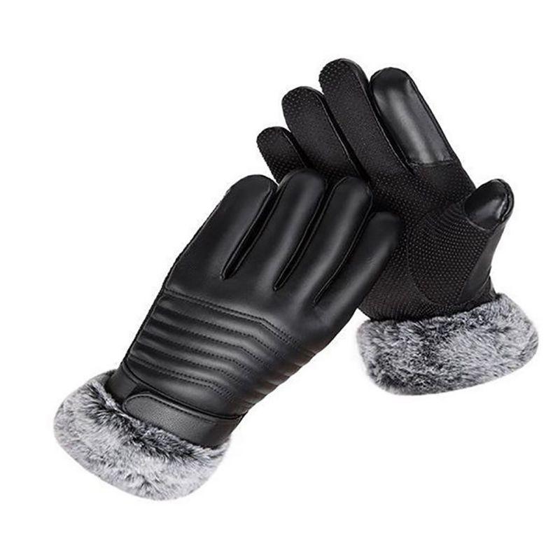 Водонепроницаемые велосипедные перчатки зимние теплые уличные спортивные перчатки термальные перчатки для катания на лыжах 2019